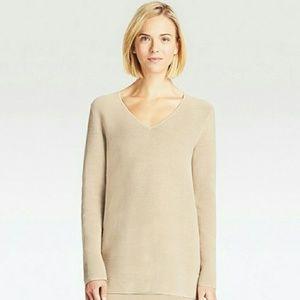 Sweaters - Uniqlo V-Neck Tunic/Sweater